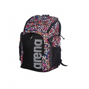 Arena rugtas Team 45 backpack allover Cheetah-heat