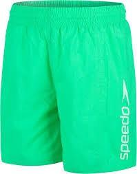 Speedo jongens Short Challenge 15 green