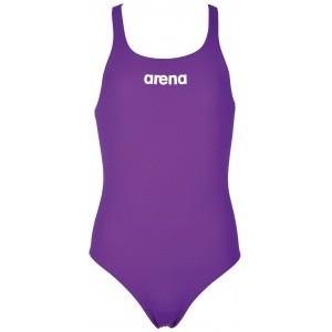 Arena Meisjesbadpak Solid Swim Pro paars