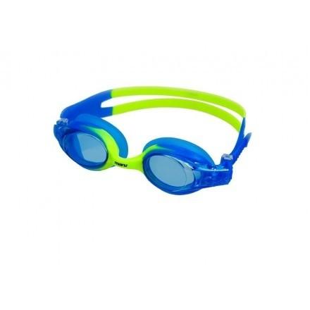 Maru junior zwembril Sprite blauw of roze