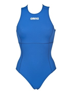 Arena waterpolobadpak Solid Royal