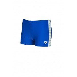 Arena jongens Team Fit Short blue