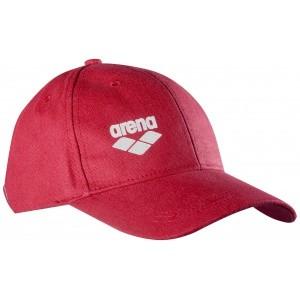 Arena Baseball cap rood