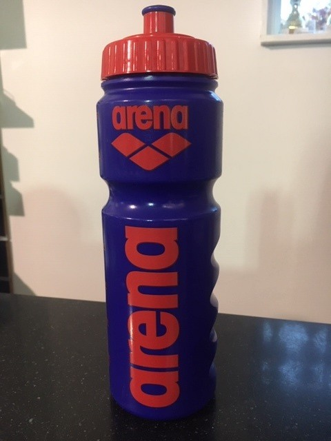 Arena Bidon blue-red