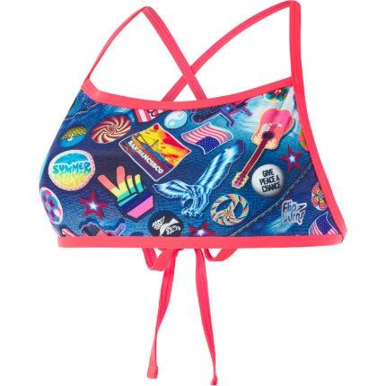 Speedo bikinitop Retro Pop