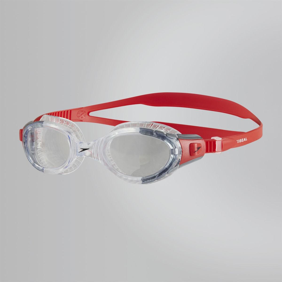 Speedo zwembril Futura Biofuse Flexiseal clear