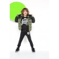 Foto van B-Nosy Jacket contrast sleeve