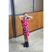 Foto van Quapi Aafje red jurk