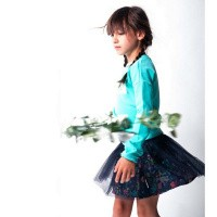 Foto van B-nosy plisse skirt jungle