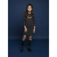 Foto van Moodstreet stripe jurk