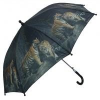 Foto van paraplu tijger