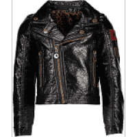 Foto van Flo leather biker jacket