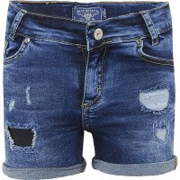 Foto van Blue effect skinny short