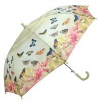 Foto van paraplu vlinder