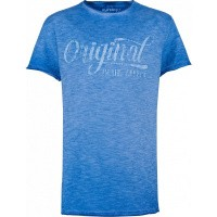 Foto van Blue effect shirt