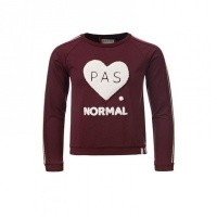 Foto van Looxs bordeaux sweater