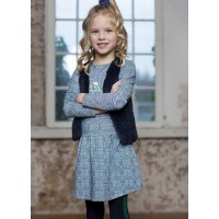 Foto van Moodstreet check dress