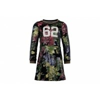 Foto van Flo Bik Flower Velours Dress 62