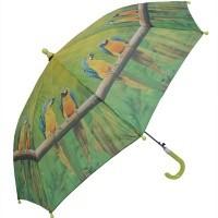 Foto van paraplu papegaai