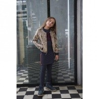 Foto van Looxs velours jasje