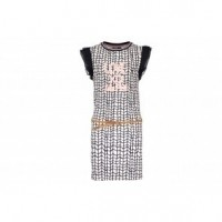 Foto van Like Flo girls jersey dress