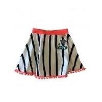 Foto van Funky XS GS Summer skirt stripe navy