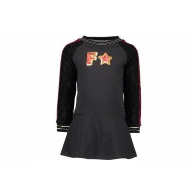 Flo Raglan Sweat Dress
