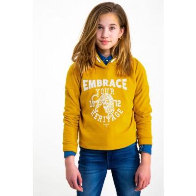 Garcia Sweater met Print