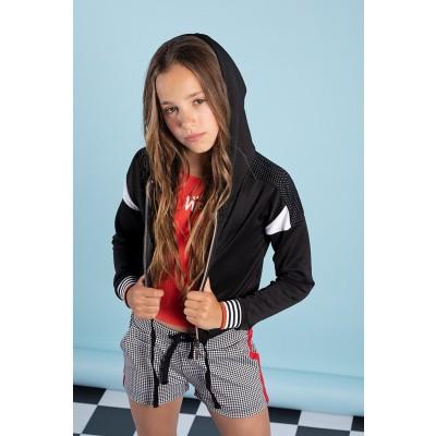 Nobell Dissy hooded jacket