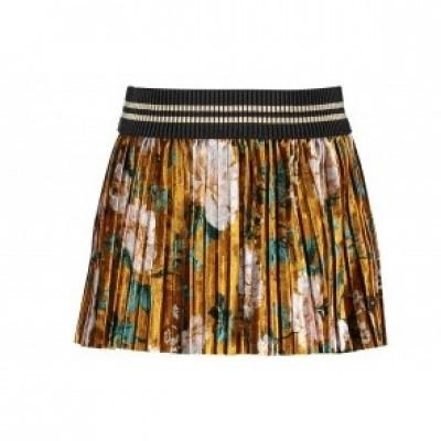 Flo skirt plisse rok