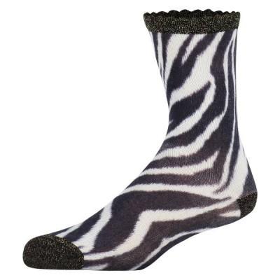 Sock my zebra