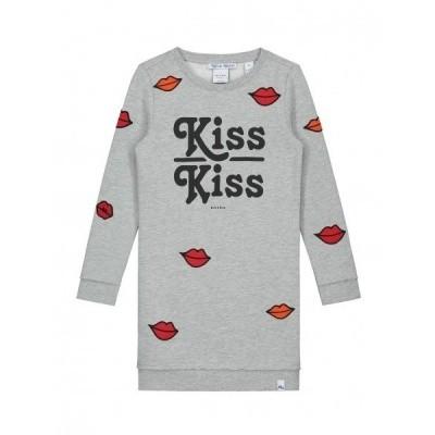 Nik & Nik Babe Kiss Sweatdress