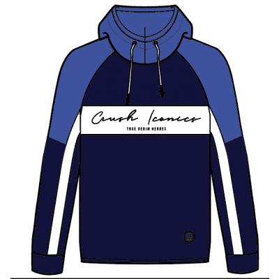 Crush Denim sweater