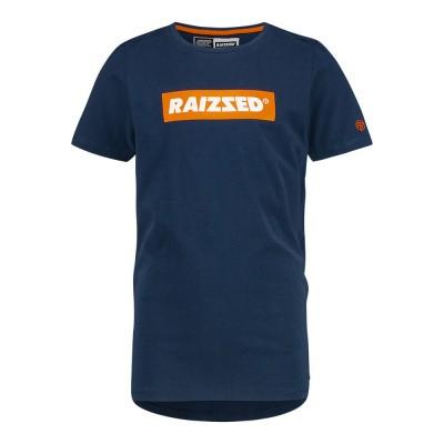 Raizzed hong kong shirt dark blue