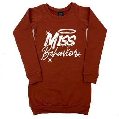 KMDB sweat dress miss behaviour