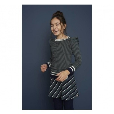 Looxs Knit with ruffles