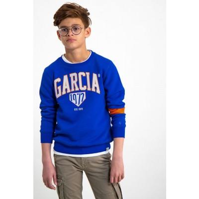 Garcia Blauwe Sweater
