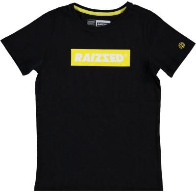 Raizzed shirt hong kong deep black
