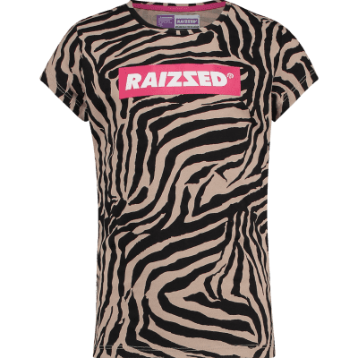 Raizzed Honolulu shirt zebra aop