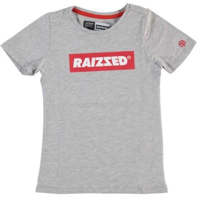 Raizzed shirt Hong kong grey
