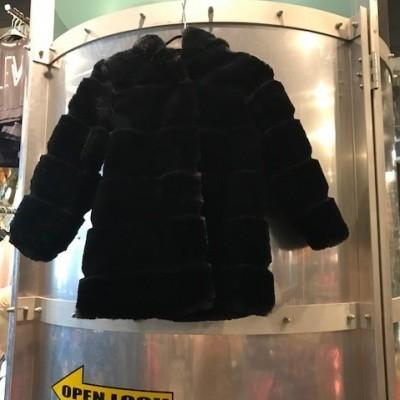 Kids star jas zwart