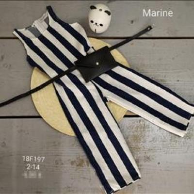 jumpsuit stripe