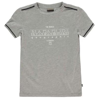 Napapijri logo shirt
