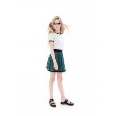 Frankie & Liberty flora skirt