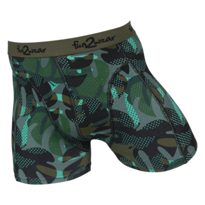 Fun2wear ondergoed Camo