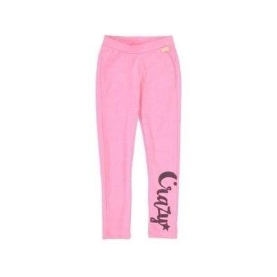 Funky XS Legging Uni fluo pink