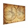 Afbeelding van Wereldkaart Historisch Tweedelig - Poster 120x80