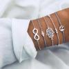 Afbeelding van Earth Infinity Armbandenset