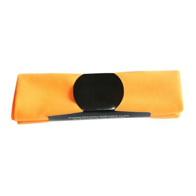Sneldrogend Microvezel Handdoekje - Oranje