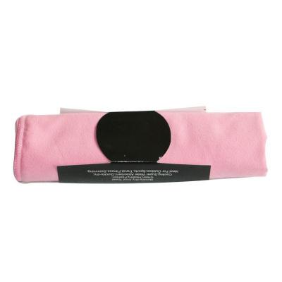 Sneldrogend Microvezel Handdoekje - Roze